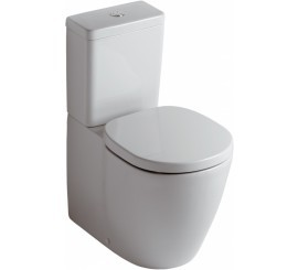 Ideal Standard Connect Vas WC complet echipat capac soft-close, lipit de perete 36x66 cm