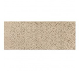 Marazzi Interiors Bone/Walnut Decor2 20x50 cm
