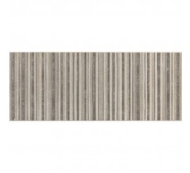 Marazzi Interiors Bone/Walnut Decor1 20x50 cm