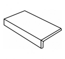 Marazzi Treverkmust Taupe Selection Treapta 32.5x150 cm