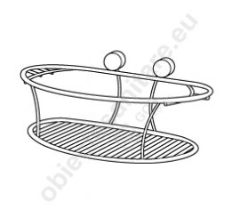 Metaform Suction look crom Cos de dus