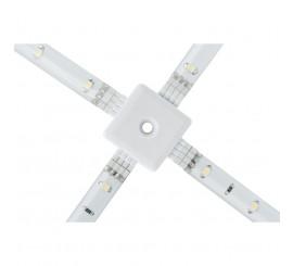 Paulmann YourLED Conector X pentru benzi LED, 4 ramificatii