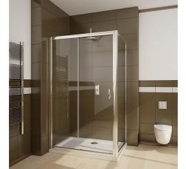 Radaway Premium Plus S Perete lateral 75 cm, sticla transparenta