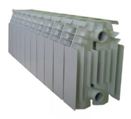 Radox Global GL 350/80/D Element aluminiu H440x80 mm
