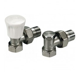 Radox Set robineti radiator tur-retur 1/2""
