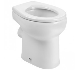 Roca Baby Vas WC pentru copii 38.5x29.5 cm, evacuare orizontala