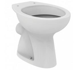 Vidima SevaDuo Vas WC evacuare orizontala 35x51 cm
