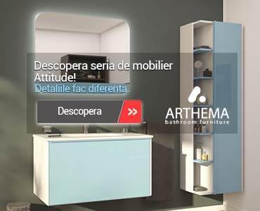 Arthema mobilier de baie