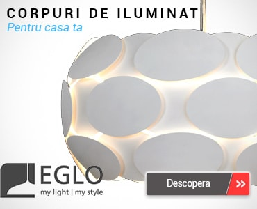 Corpuri de iluminat Eglo