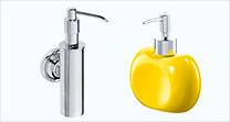 rezervoare de sapun lichid