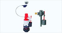 mecanisme cu flotor
