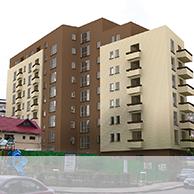 Proiect obiecte sanitare bloc locuinte