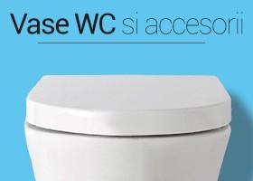 Vase WC, racorduri