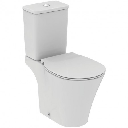 Ideal Standard Connect Air AquaBlade Vas WC pentru rezervor pe vas 36x66 cm