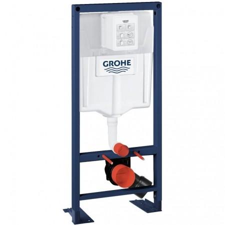 Grohe Rapid SL pentru WC rezervor de apa GD2, 1.13 m inaltime de instalare, autoportant