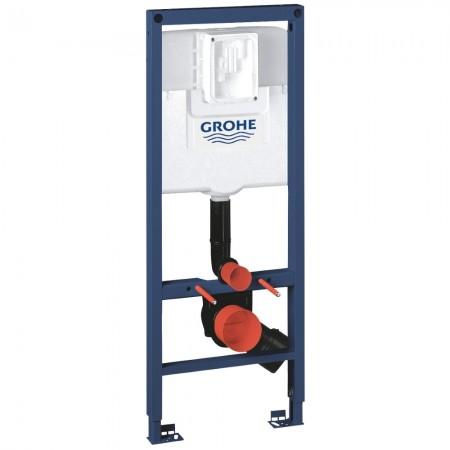 Grohe Rapid SL Rezervor incastrat WC cu cadru, pentru persoane cu dizabilitati