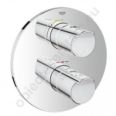 Grohe Grohtherm 2000 New Baterie dus termostatata incastrata