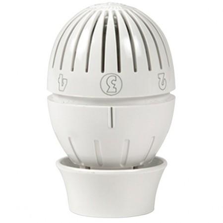Radox Giacomini Cap termostatic cu senzor lichid, alb