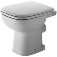 Duravit D-Code Vas WC pe pardoseala 35x48 cm