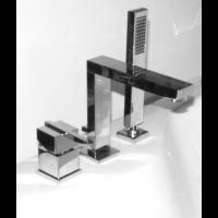 Belform Quadra baterie cada cu umplere prin pipa