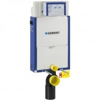 Geberit Kombifix Sigma Rezervor incastrat 12 cm grosime, pentru WC suspendat, H108 cm
