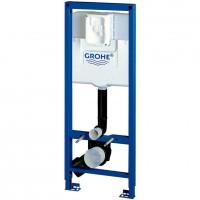 Grohe Rapid SL pentru WC, 1.13 m inaltime de instalare, autoportant