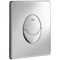 Grohe Skate Air Placa de actionare WC dual-flush, verticala, crom