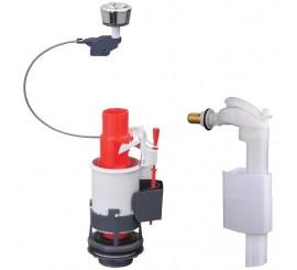 Wirquin Mecanism WC + Robinet flotor F90