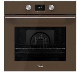 Teka Urban Colours HLB 8600 Cuptor electric multifunctional, maro (cristal london brick), Promo2020