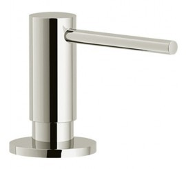 Franke Active Plus Dispenser sapun lichid, crom lucios (polished nickel)