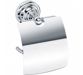 Bemeta Retro Suport hartie igienica cu aparatoare, cromat