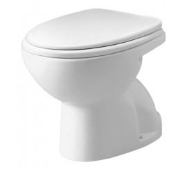 Gala Elia Vas WC de pardoseala, scurgere verticala 35x47 cm
