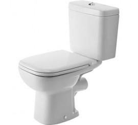 Duravit D-Code Vas WC pe pardoseala 35x65 cm