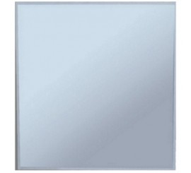 Belform Oglinda cu rama 100xH100 cm, crom