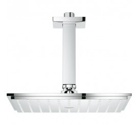 Grohe Rainshower Allure Dus fix cu brat 23x23 cm