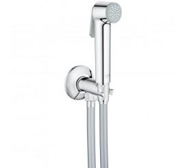 Grohe Tempesta-F Trigger 30 Dus igienic cu suport si cot iesire, furtun 100 cm