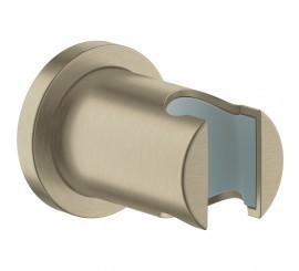 Grohe Rainshower Suport fix para de dus, bronz mat (brushed nickel)