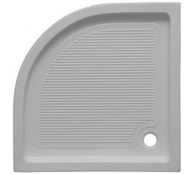 Belform Cubo Cadita de dus semirotunda 90x90 cm, autoportanta