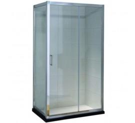 Belform Clear Cabina de dus dreptunghiulara 110x70 cm