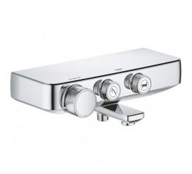 Grohe Grohtherm SmartControl Baterie de cada si dus termostatata