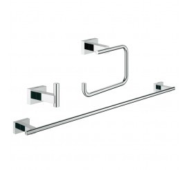 Grohe Essentials Cube Guest Set de accesorii 3 in 1