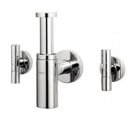 Viega Eleganta 1 Set sifon si ventile coltar design