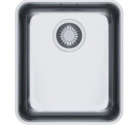 Franke Sottotop Aton ANX 110-34 Chiuveta bucatarie 34x40 cm, inox lucios