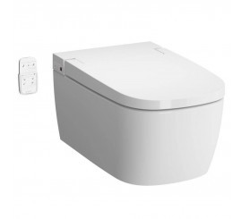 Vitra Metropole V-Care Smart Set vas WC suspendat cu capac soft-close cu functie de bideu, 38x60 cm