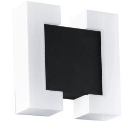 Eglo Sitia Aplica 2x4.8W, alb/antracit