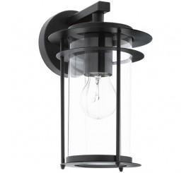 Eglo Valdeo Aplica verticala orientata in jos 1x60W, negru
