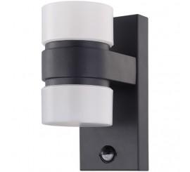 Eglo Atollari Aplica cu senzor 2x6W, antracit