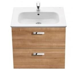 Roca Victoria Basic Set mobilier de baie cu lavoar 60x46xH57 cm, bej