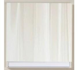 Arthema Frame Dulap suspendat cu oglinda 60 cm, maro mat