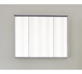 Arthema Push Dulap suspendat cu oglinda 100x22xH64 cm, alb